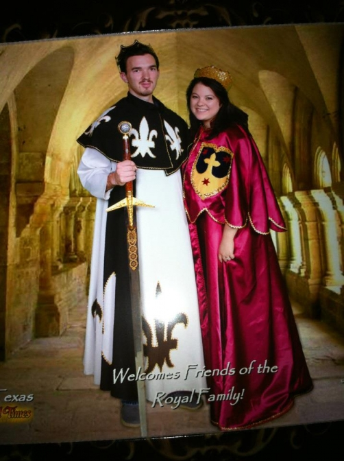 jeremy and kristin dallas wedding photographers medieval times