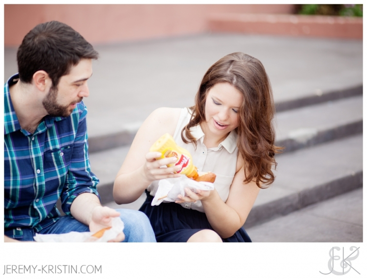 Texas State Fair Engagement Session Wedding Photography