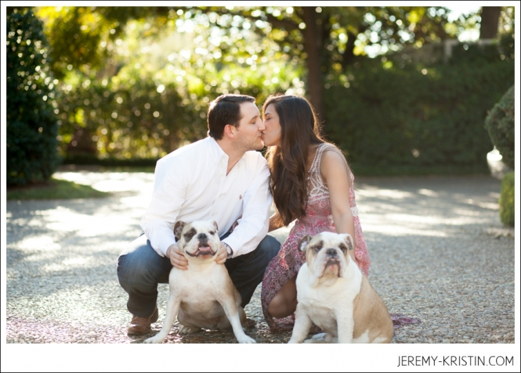 1 Fort Worth engagement session by wedding photographers Jeremy & Kristin Photography