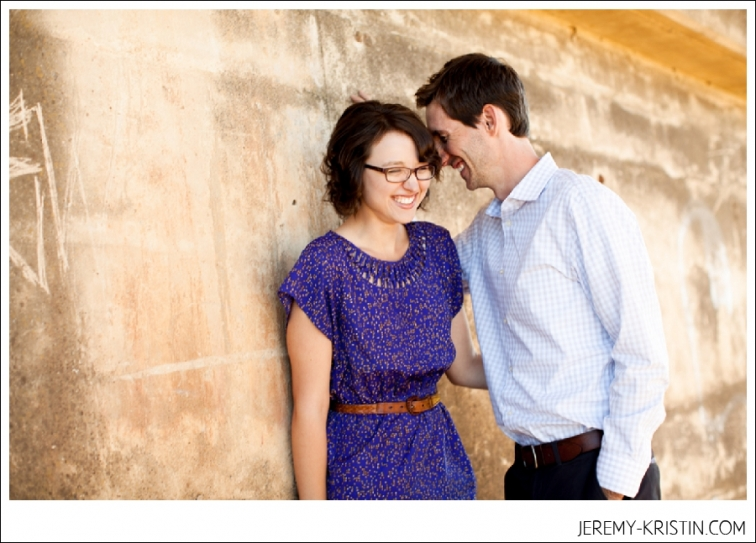 Downtown Fort Worth Engagement Session TCC Campus Trinity River engagement photographers