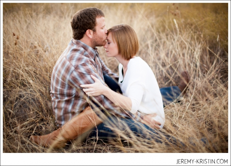 Fort Worth Stockyards engagement session Fort Worth field