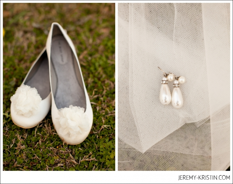 White Wedding Flats Photo