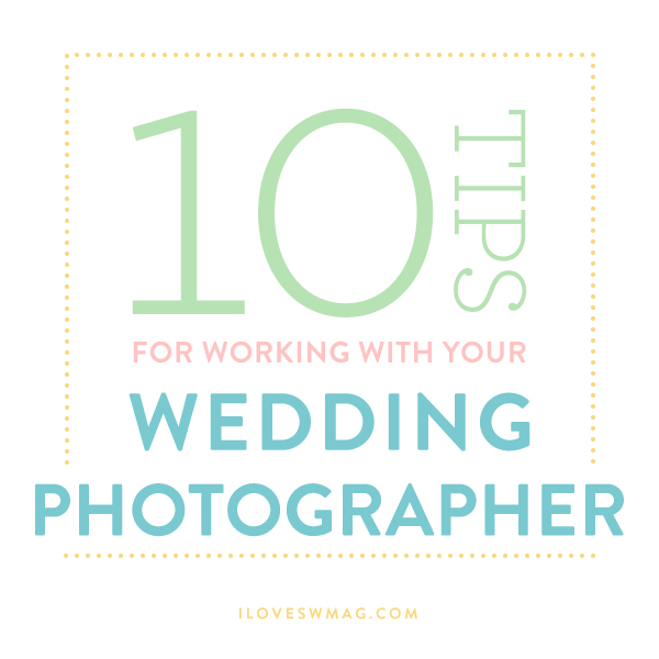 Southern Weddings Wedding Photographer Tips Photo