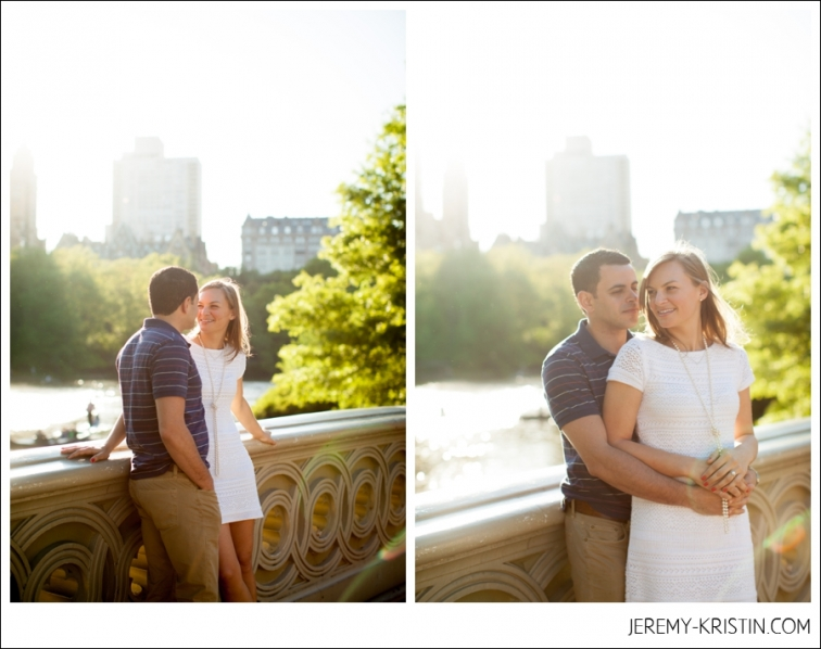 NYC Central Park Engagement Session photo