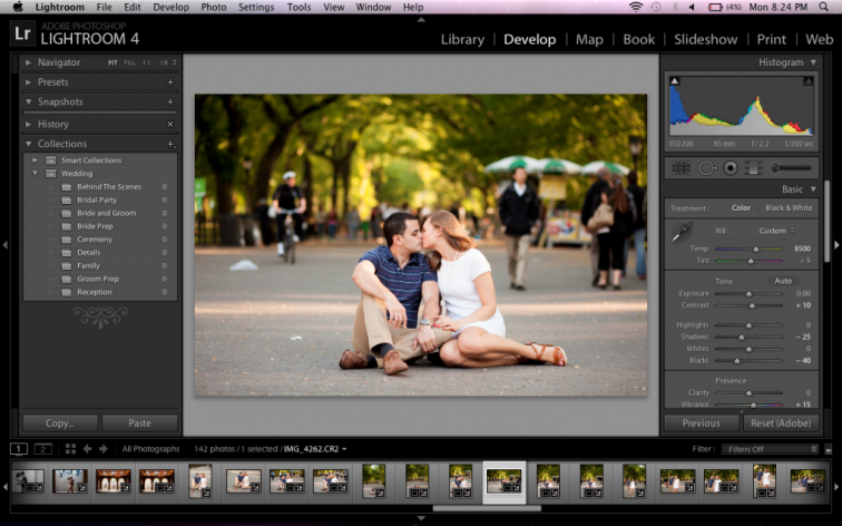editing in lightroom 4 how to edit raw files