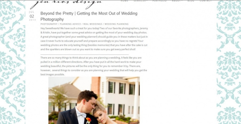 Fort Worth Wedding Photographers blog for Fort Worth Wedding Planner and Designer