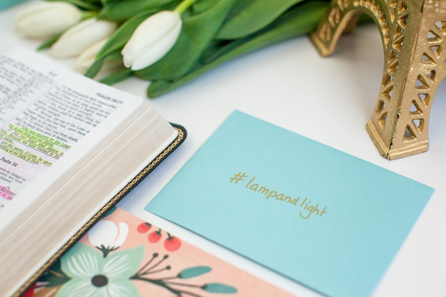 Building a Relationship with God, not a Checklist » Kristin